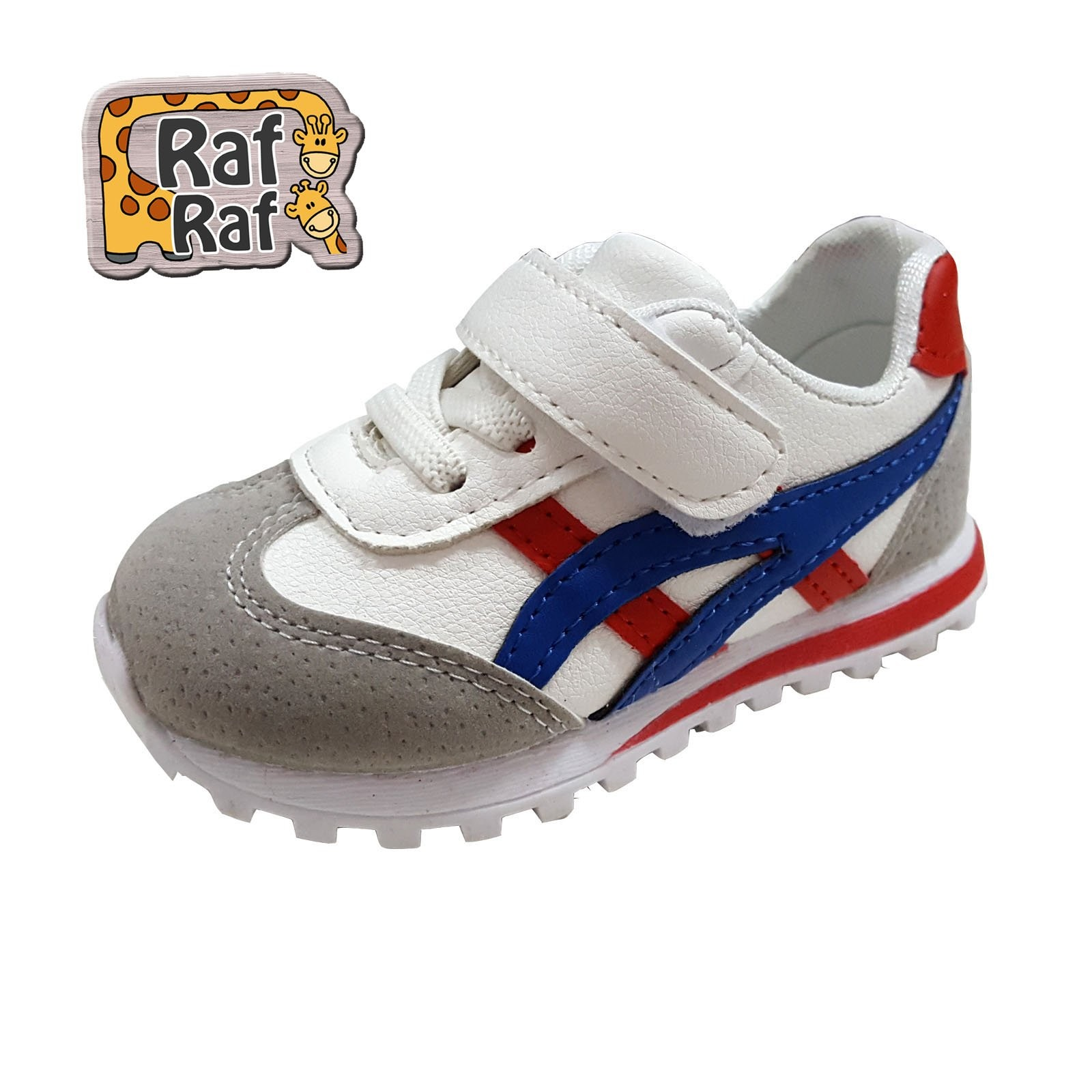 Raf Raf Sports Shoes (1-3 Years) - Red