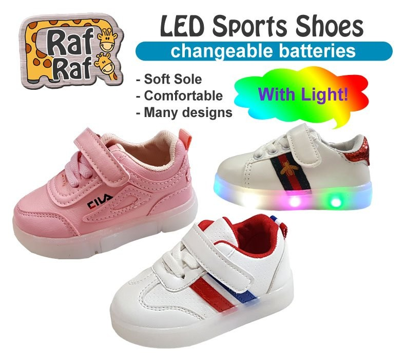 Raf Raf LED Lighted Sports Shoes