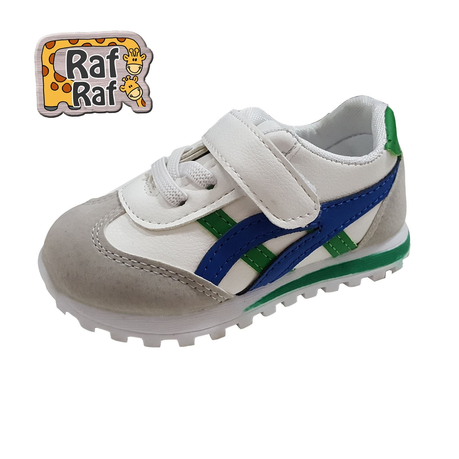 Raf Raf Sports Shoes (1-3 Years) - Green