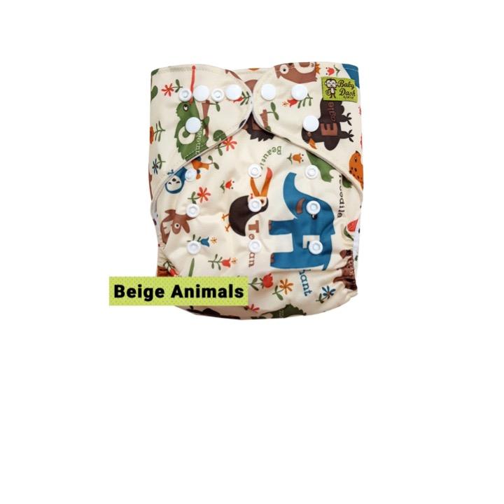Baby Dash Cloth Diaper (Share to Slash)