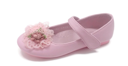 Raf Raf Princess Shoes - PINK(Size 26-31)(Share to