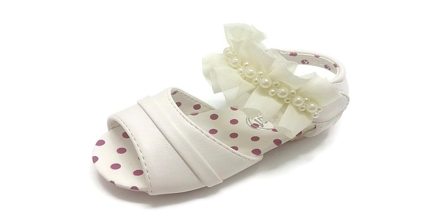 Raf Raf Princess Shoes WHITE(Size 26-31)(Share to