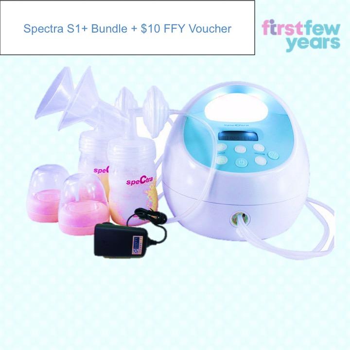 Spectra S1+ Bundle + $10 First Few Years Voucher