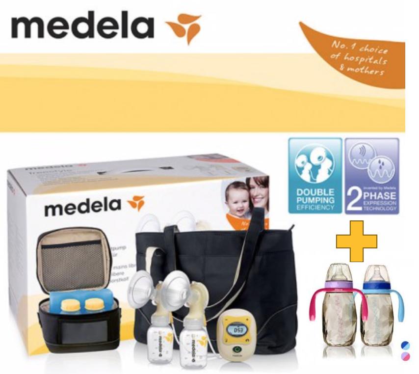 TOP SELLER! Medela Freestyle Bundle + 1 year warra
