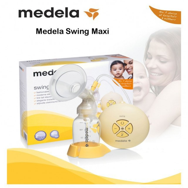 Medela Swing Maxi Bundle + 1 year warranty