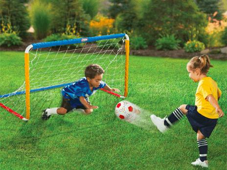 Little Tikes Easy Score - Soccer Set