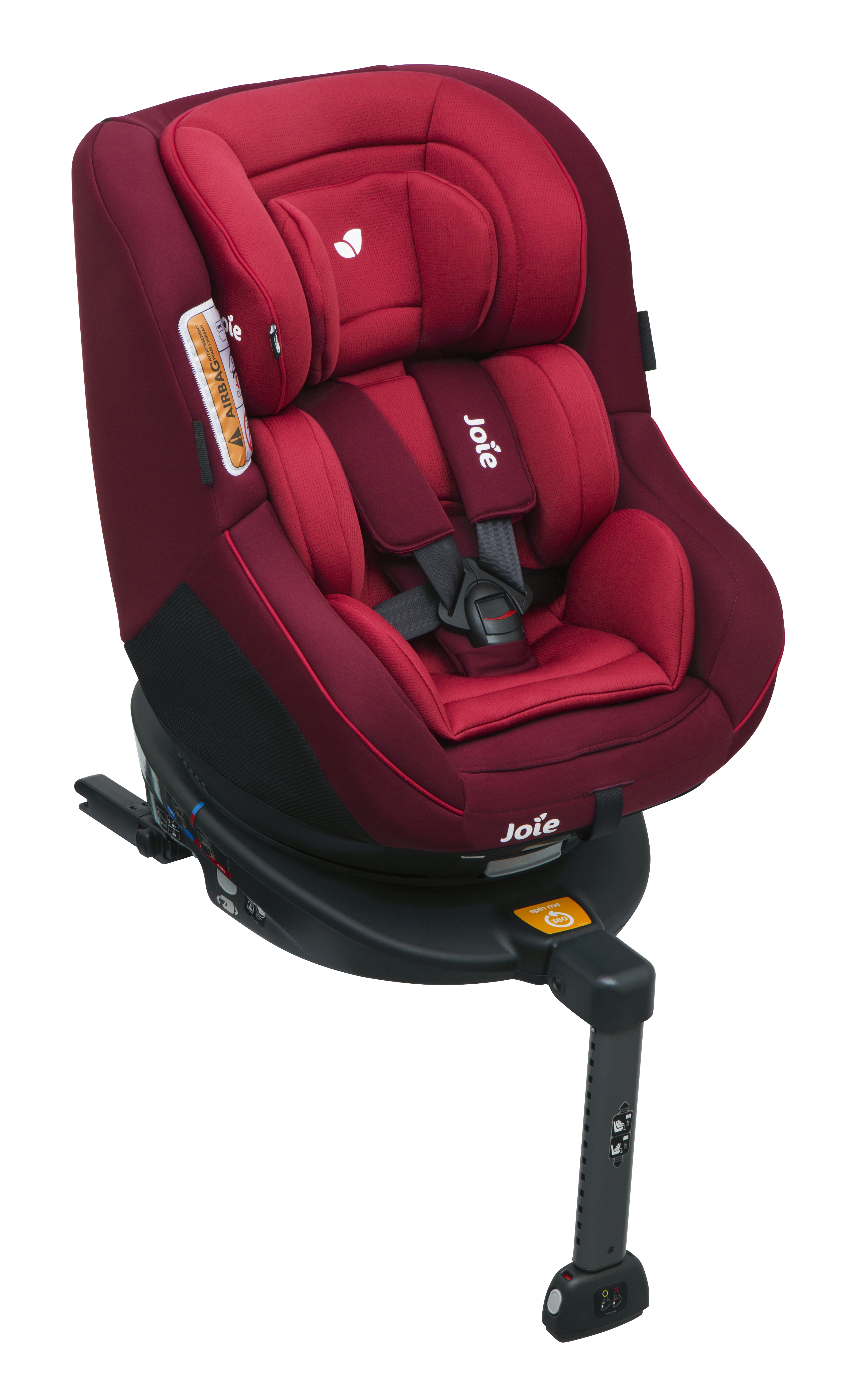 Joie Spin 360 Car Seat (Merlot)