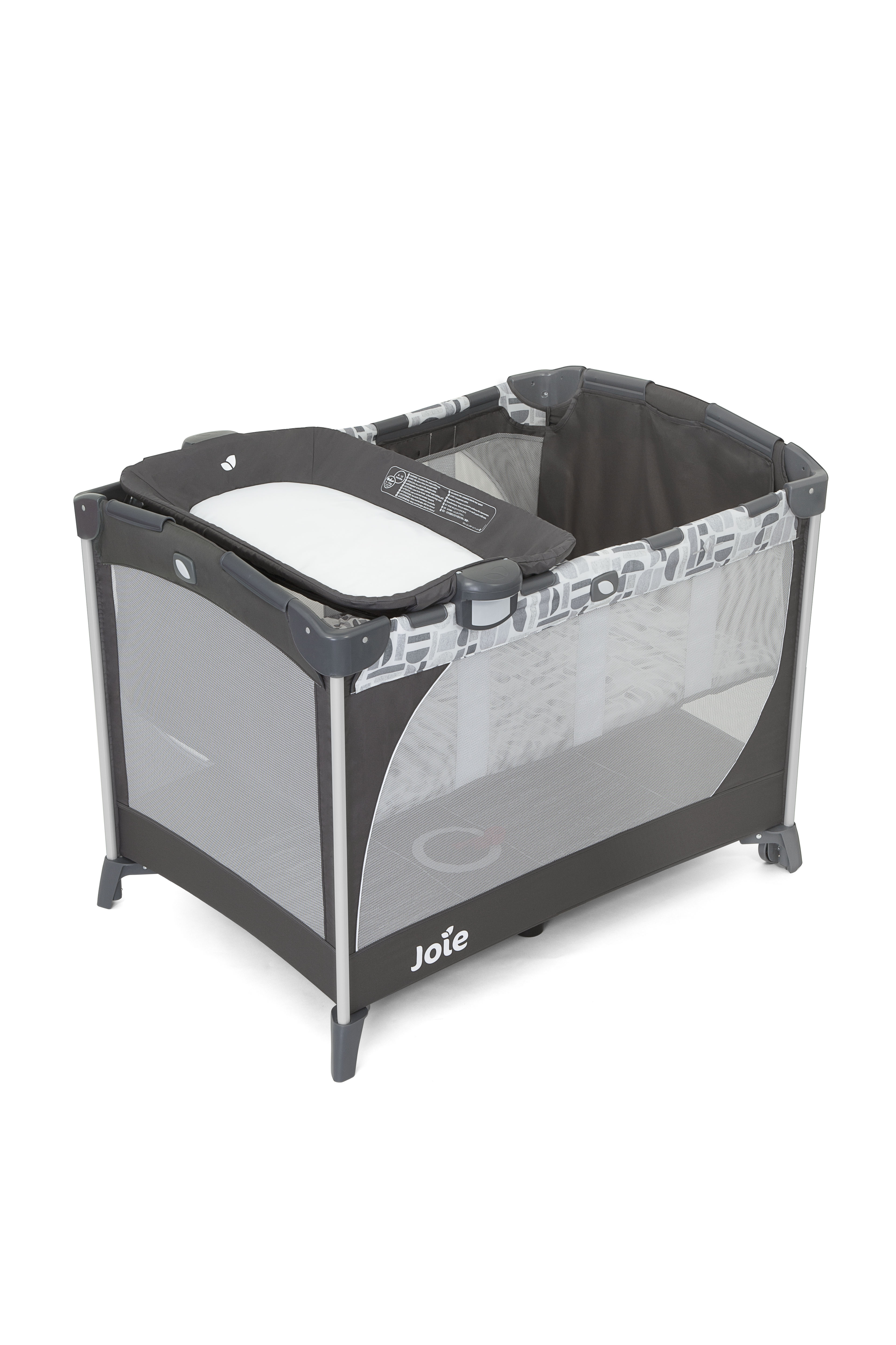 """Joie Commuter Change Travel Cot with FREE 3"""" Foam"""