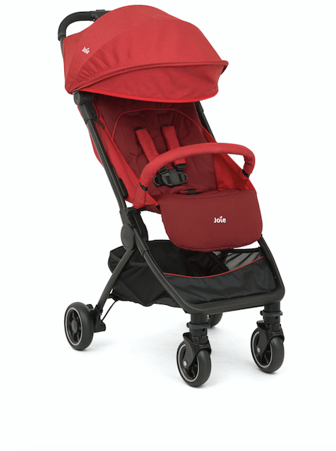 Joie Pact Stroller (Cranberry)