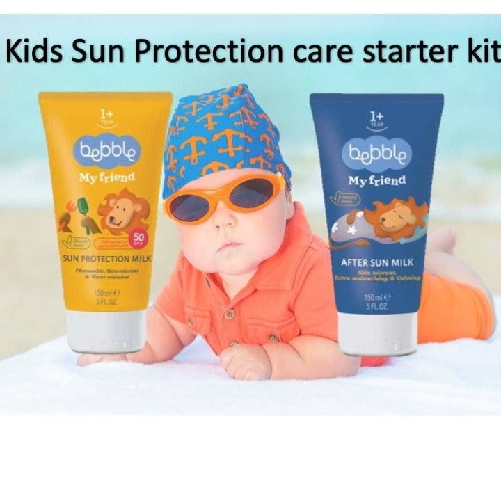 Kids Sun Care Starter Kit