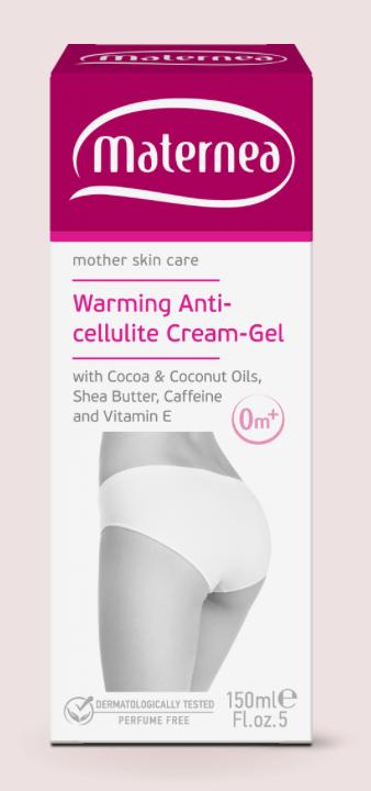 Maternea Warming Anti-Cellulite Cream-Gel