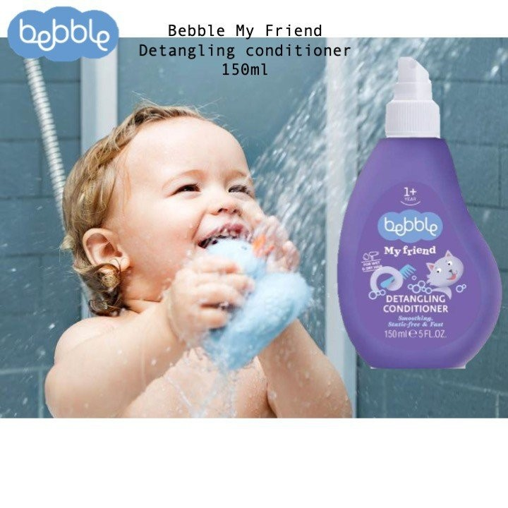 Bebble My Friend Detangling conditioner (150ml) |