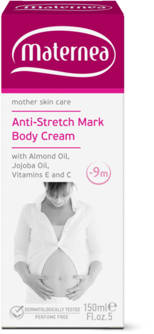 Maternea Anti-Stretch Mark Body Cream