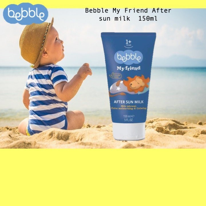 Bebble My Friend After sun milk  (150ml)