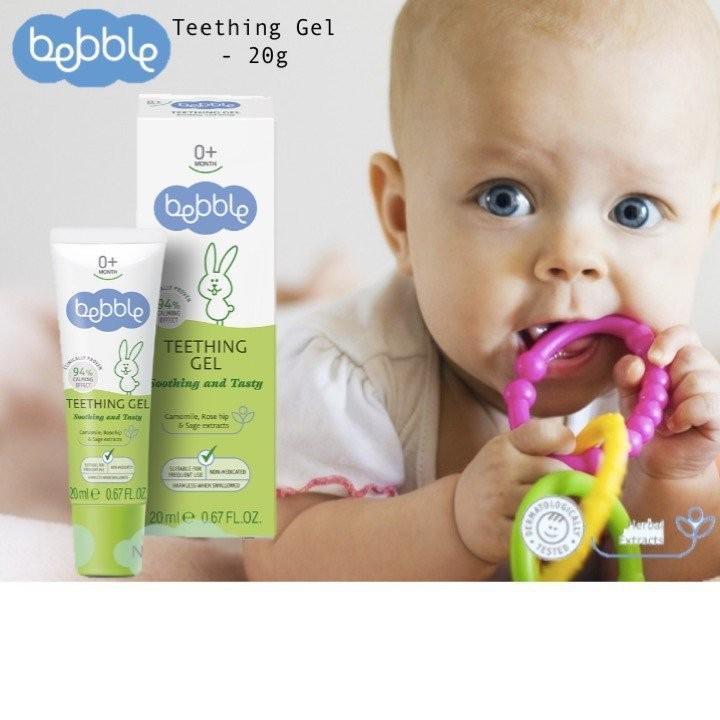 Bebble Teething Gel (20g)