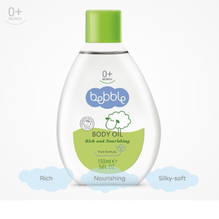 Bebble Body Oil (150ml)