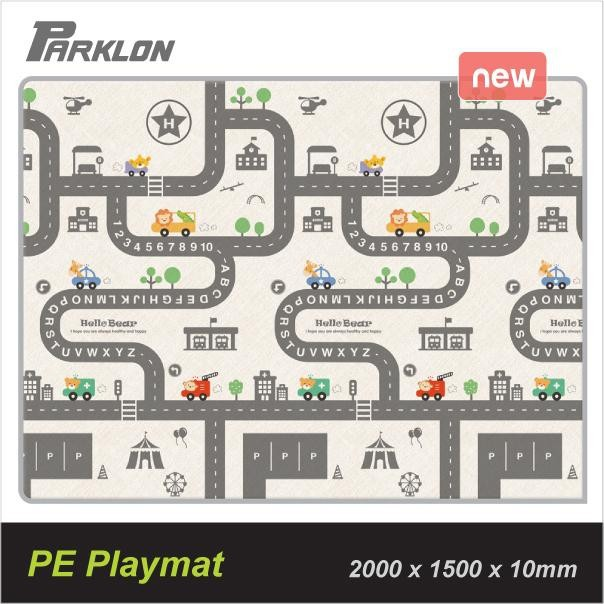 Parklon PE Playmat Simple Road