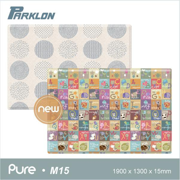 Parklon Bumper Playmat Pure Animal Blue Spots (M15