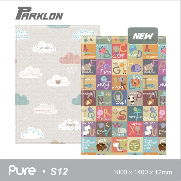 Parklon Bumper Playmat Pure Animal Cloud Bebe (siz