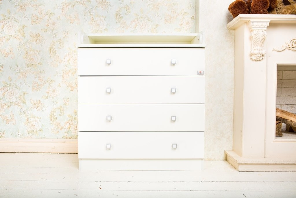 Polini Simple 1880 Drawer Unit With Changing Board