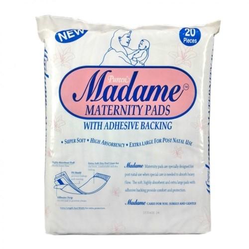 Pureen Madame Maternity Pad 20's