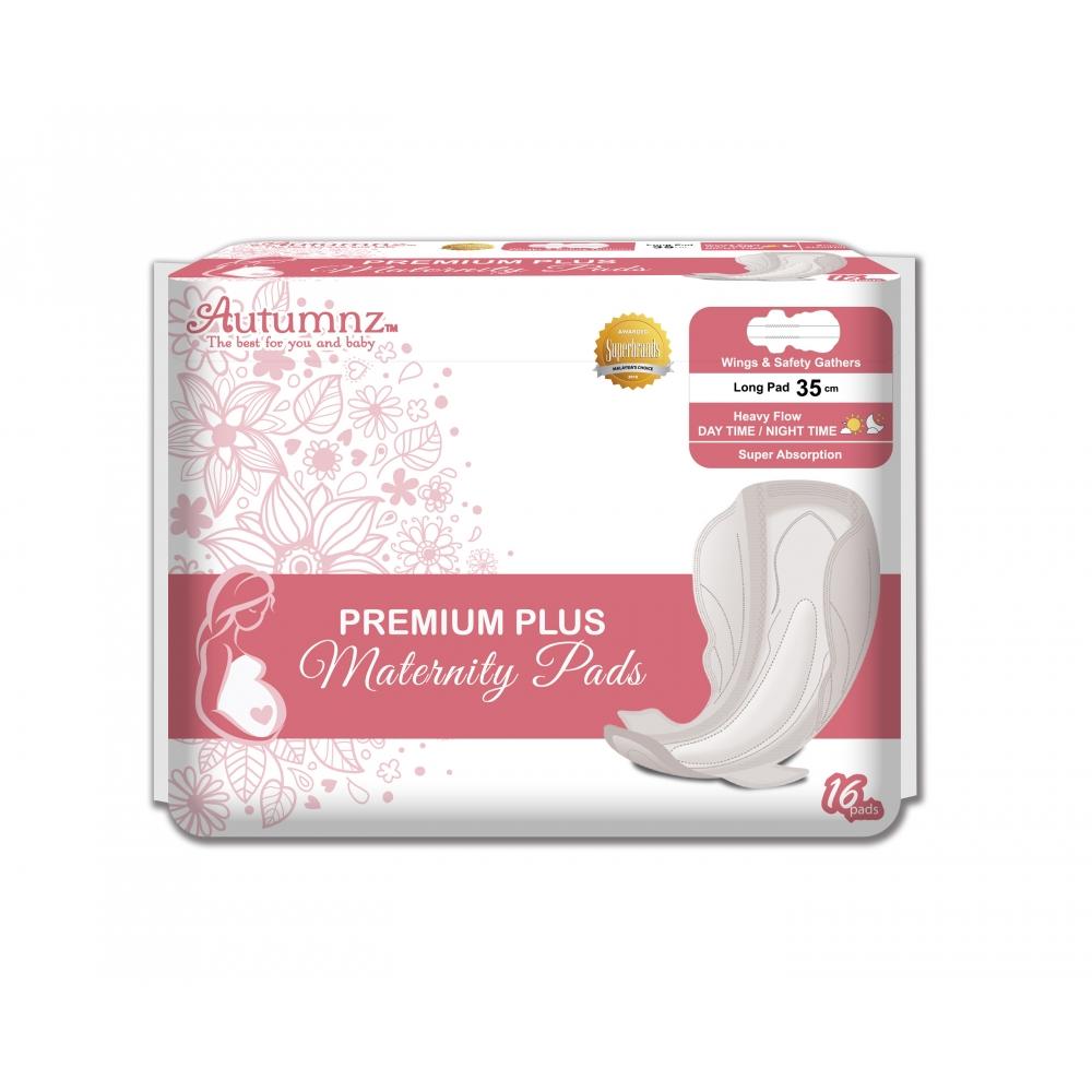 Autumnz - Premium Plus Maternity Pads *35cm* (16 p