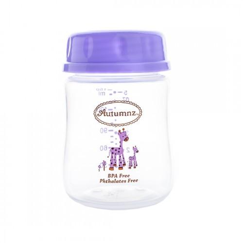 Autumnz Wide Neck Breast Milk Storage Bottles *5oz