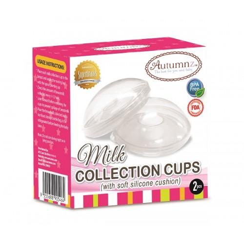 Autumnz Milk Collection Cups - 2pcs