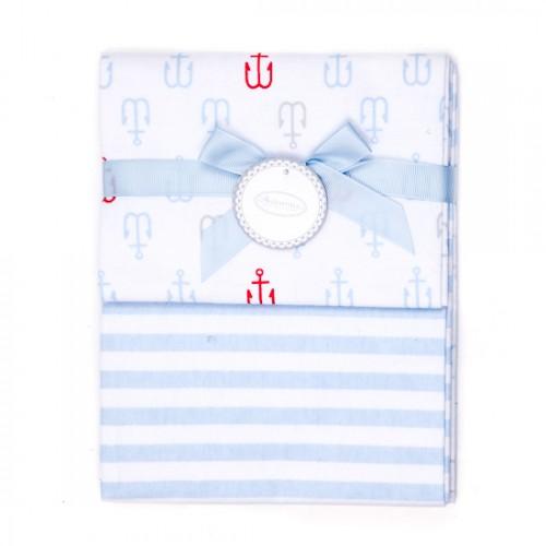 Autumnz Flannel Receiving Blanket - 2 pack (multip
