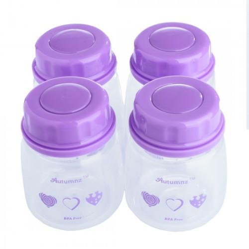 Autumnz Standard Neck Breast Milk Storage Bottles