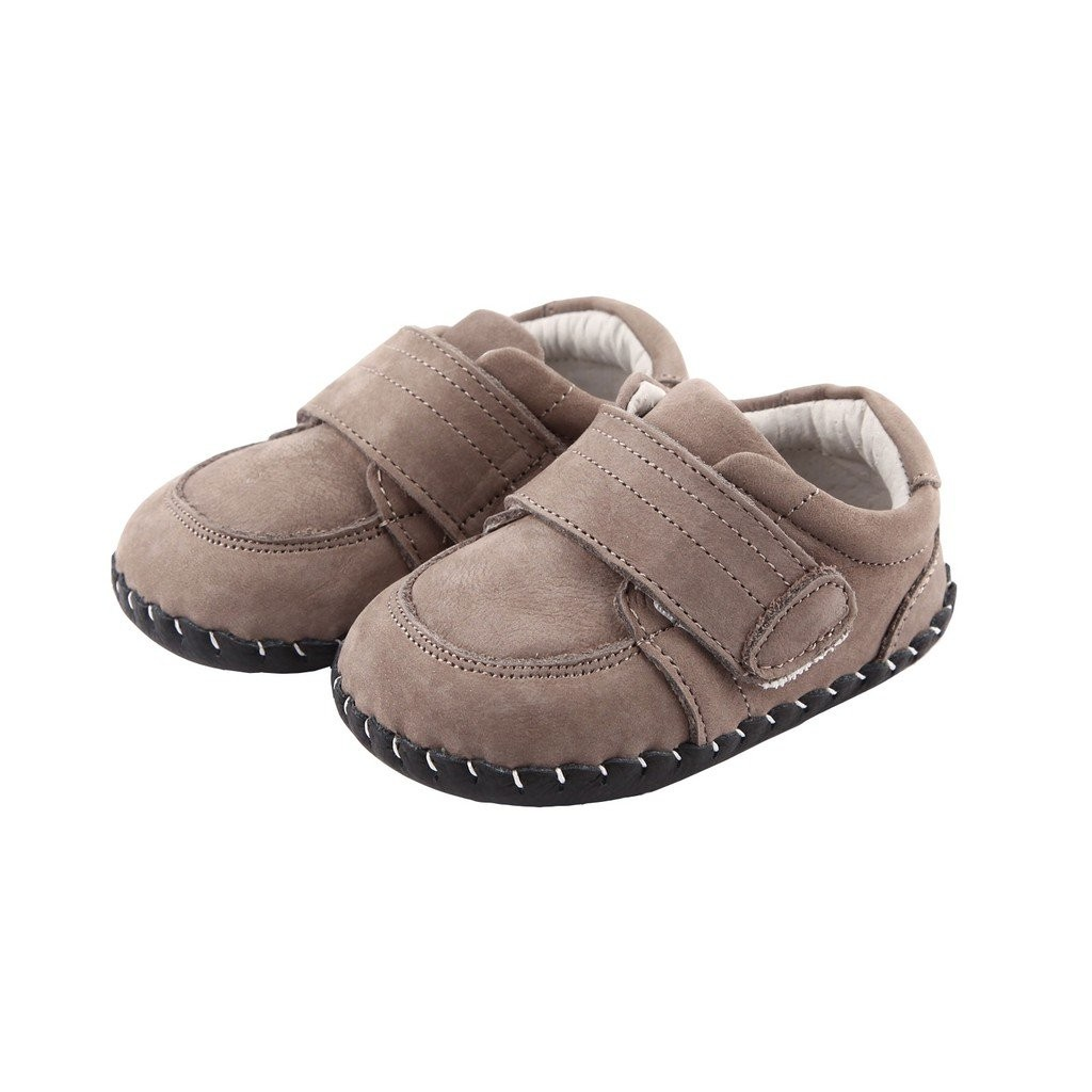 Freycoo - Brown Asher Infant Shoes