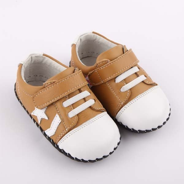 Freycoo - Mustard Connor Infant Shoes