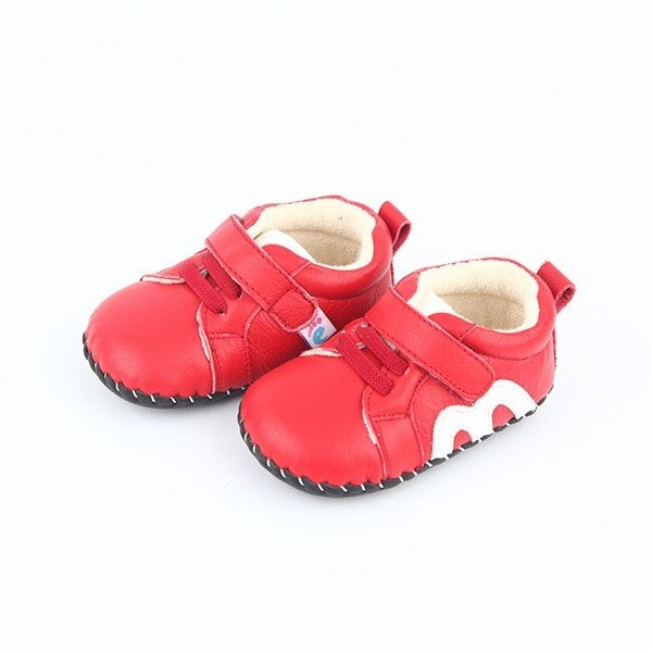 Freycoo - Red Alexis Infant Shoes