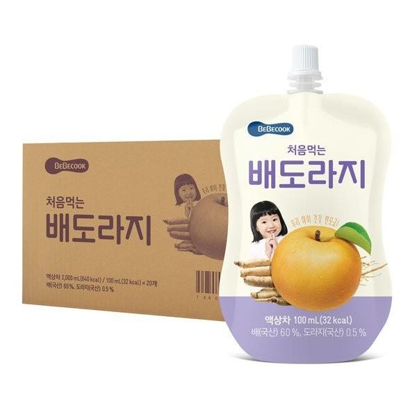 BeBecook - Value Box of 20 x Brewed Korean Golden