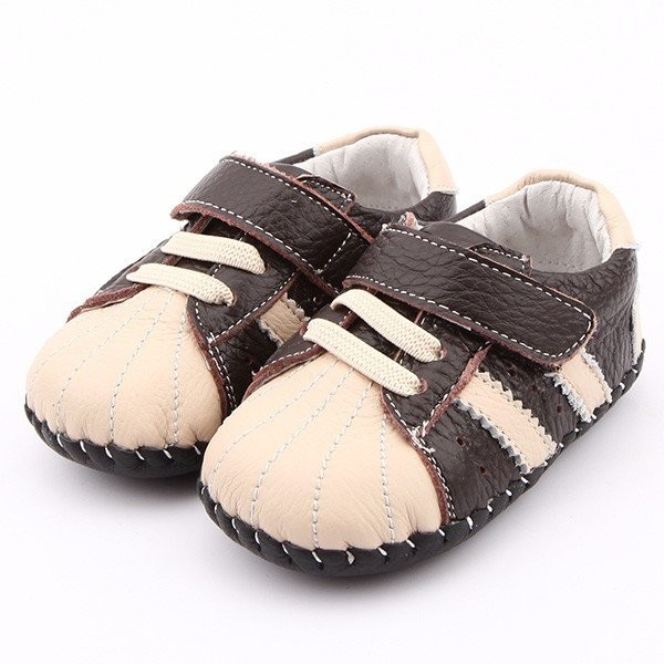 Freycoo - Brown Darryl Infant Shoes
