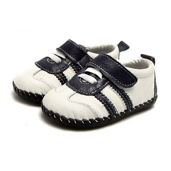 Freycoo - White Jamie Infant Shoes