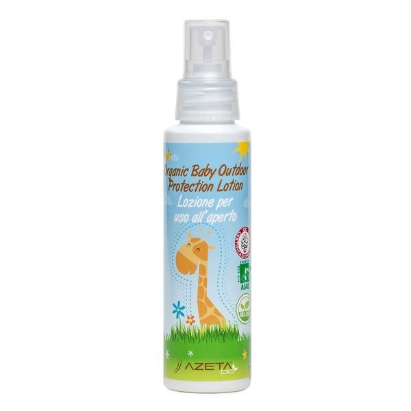 AzetaBio - Organic Baby Outdoor Protection (Mosqui