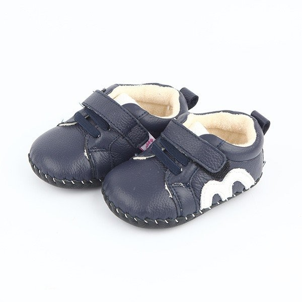 Freycoo - Navy Alexis Infant Shoes