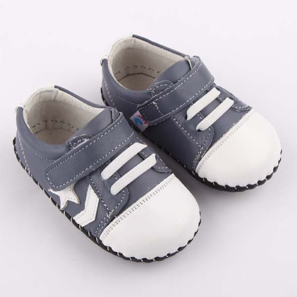 Freycoo - Grey Connor Infant Shoes