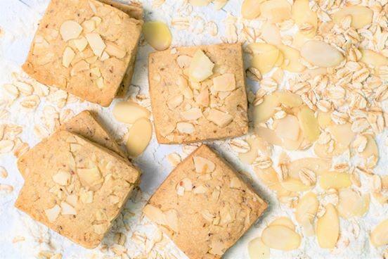 Orange Almonds Cookie (Best-selling & Organic!)