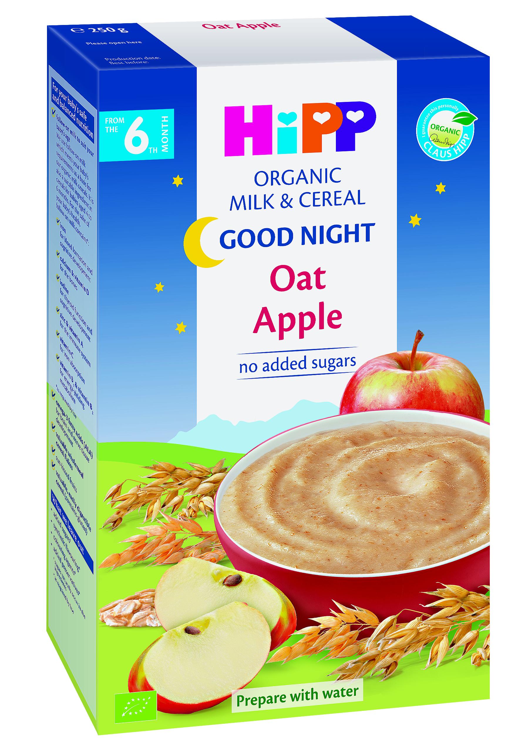 HiPP All Label Cereals  (Single Piece)