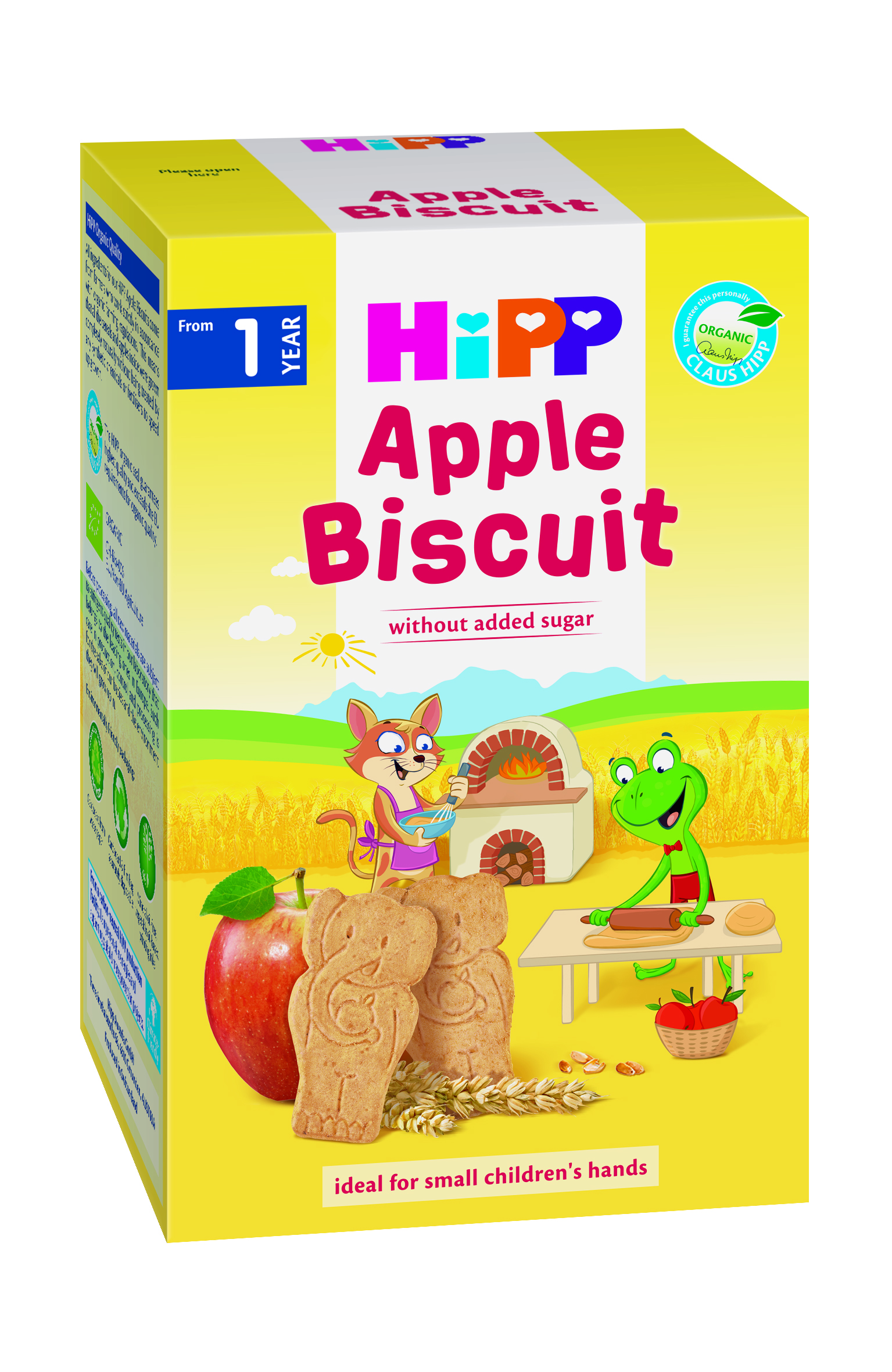 HiPP Biscuits Mixed  (Single Piece)