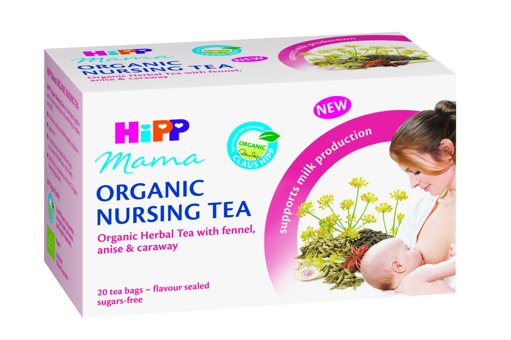 HiPP Organic Mama Nursing Tea