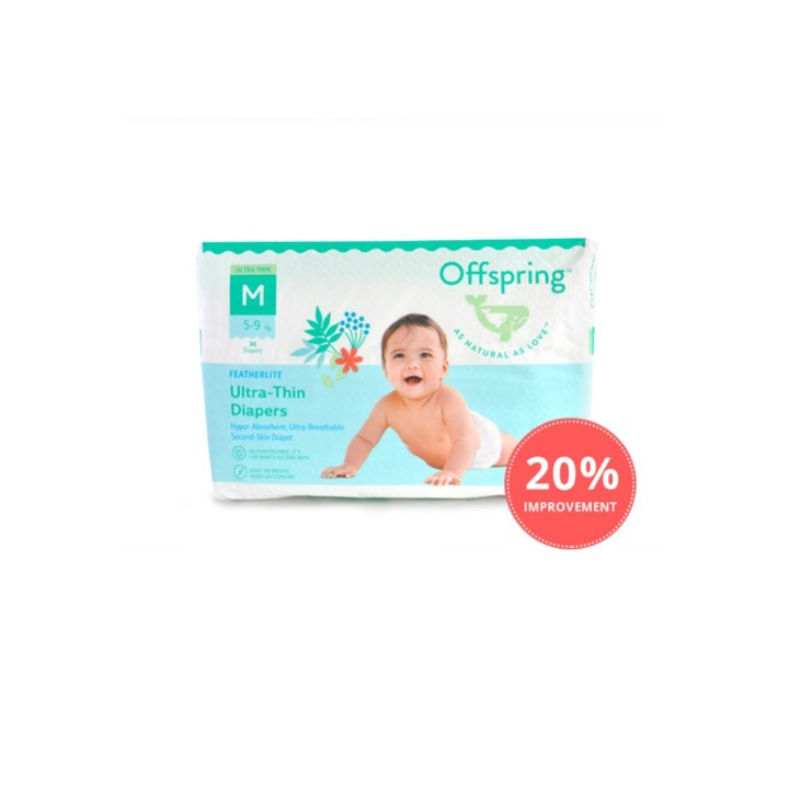 OFFSPRING ULTRA-THIN DIAPERS