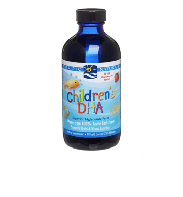 Nordic Naturals Award Winning Children's DHA Liq