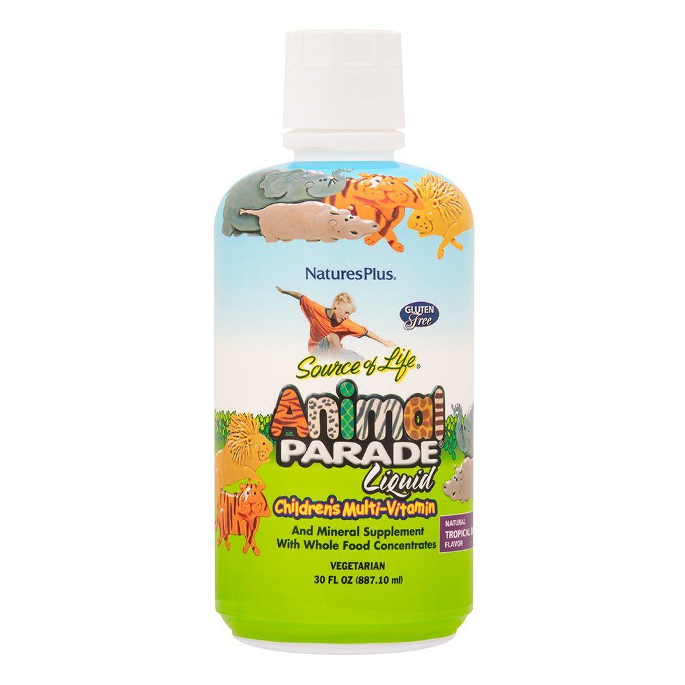 Nature Plus Animal Parade Liquid Multi-Vitamin