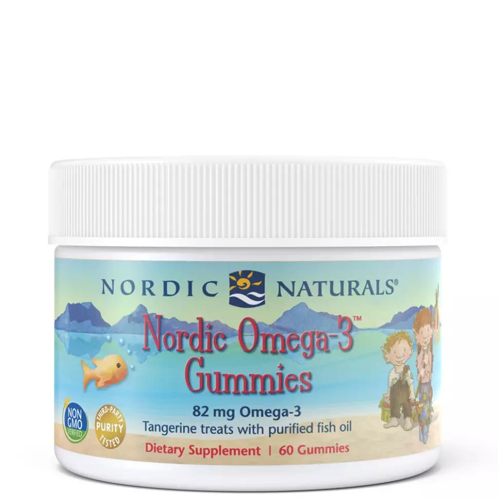 Nordic Naturals Nordic Omega-3 Gummies