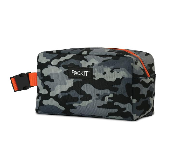 Packit Snack Box - Charcoal Camo