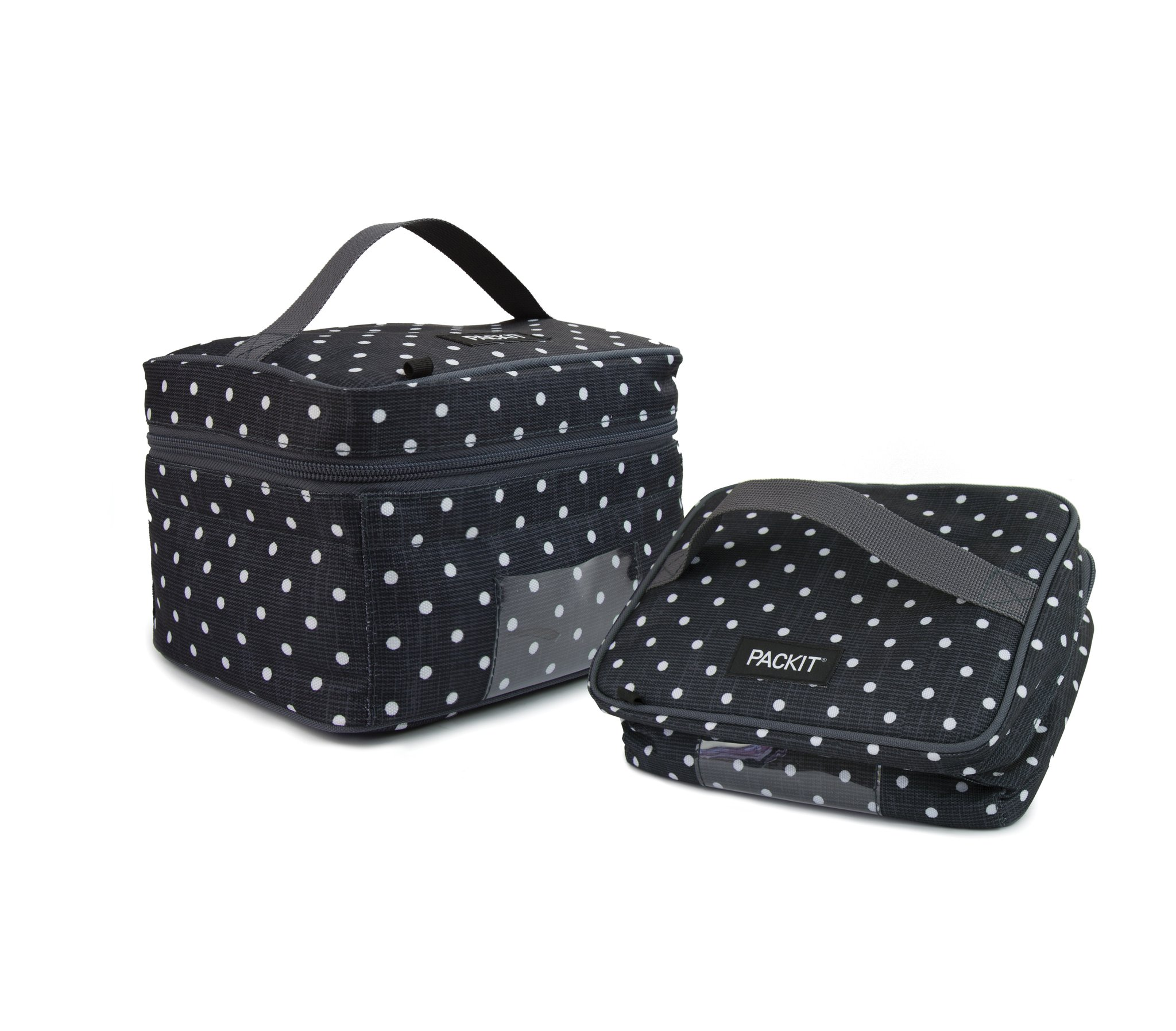 Packit Breastmilk Cooler - Polka Dots