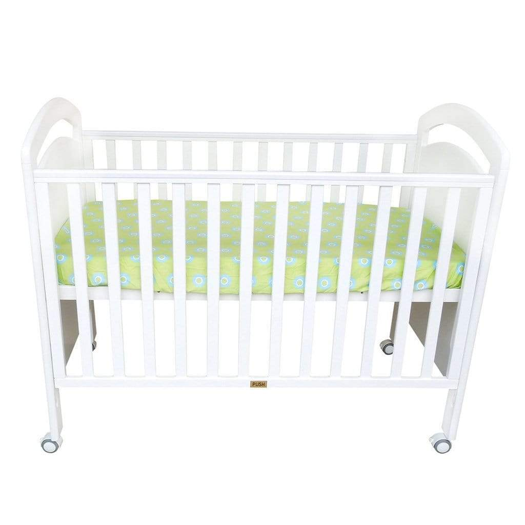 Bonbijou Osito Baby Cot Bundle - Washable Mattress